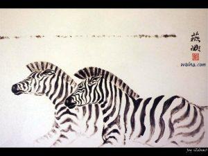 Joy (Zebras)
